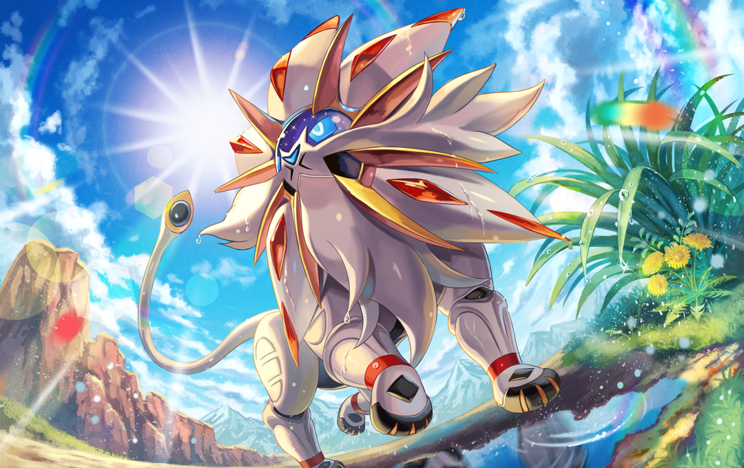Solgaleo   Pokmon   Zerochan Anime Image Board 1080x680