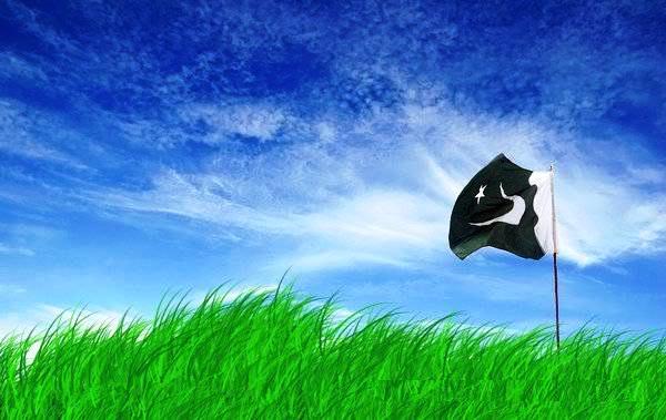 Pakistan Flag Wallpapers desktop wallpapers 600x379