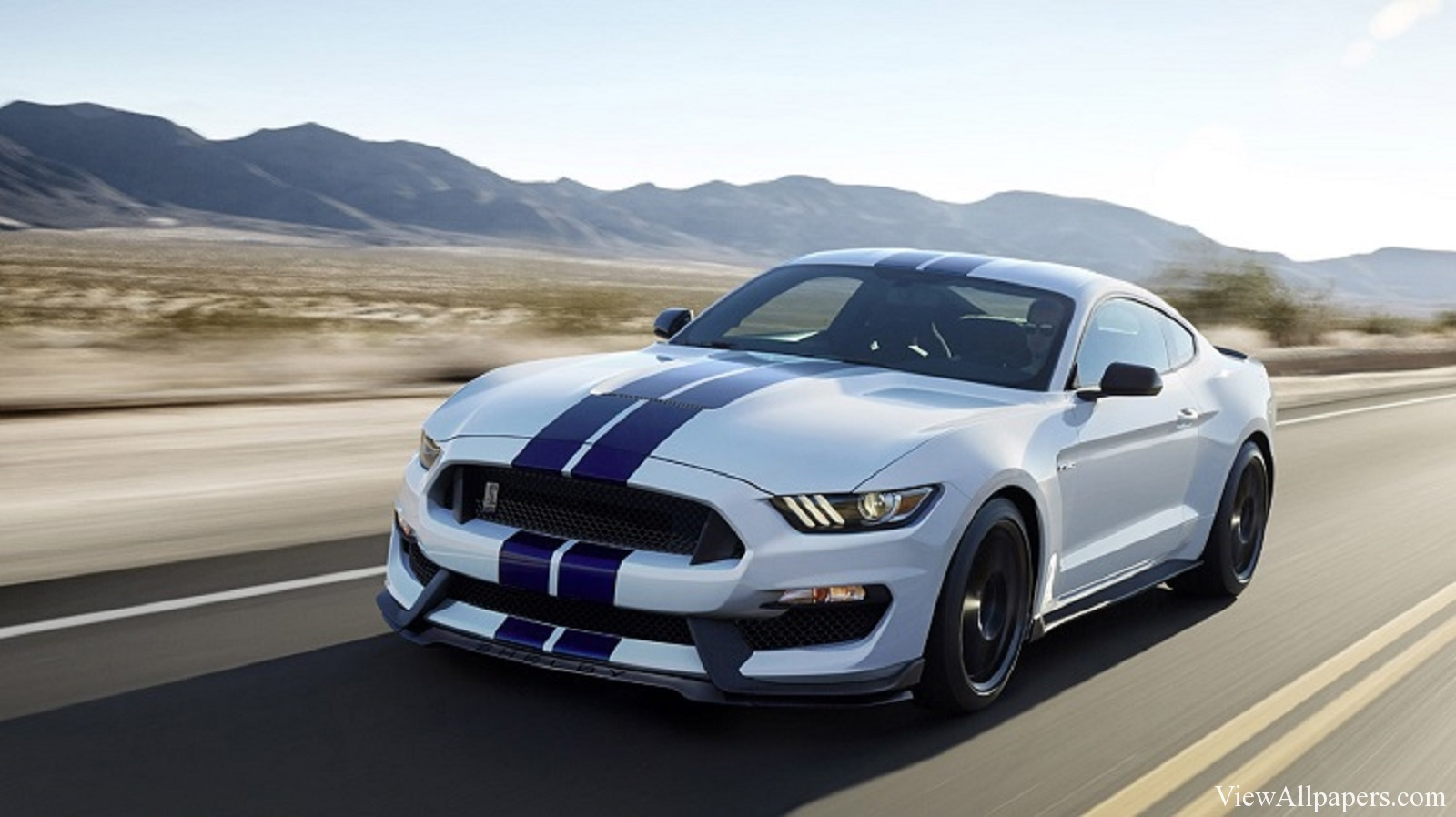 Wallpaper download 2016 Mustang Shelby GT350 Wallpaper 1600x898