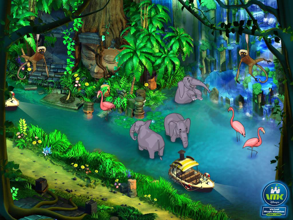 jungle wallpaper desktop Wallpapers 1024x768