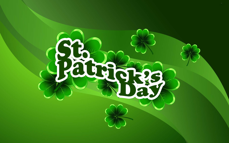 Happy Saint Patrick's Day Background Wallpaper 2880x1800 ...