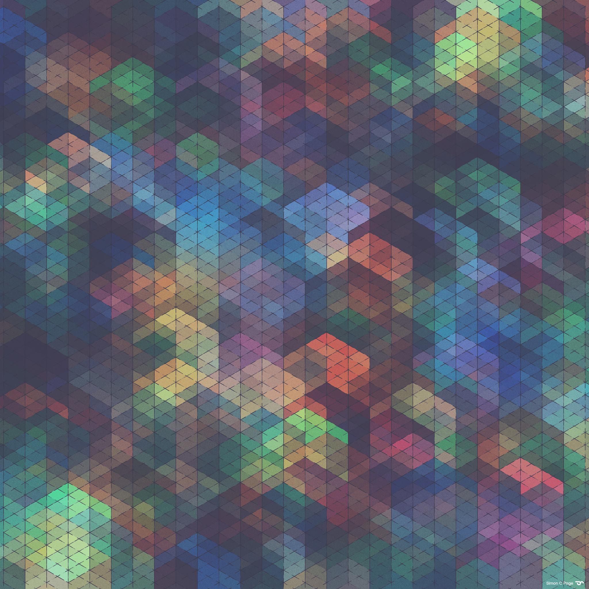 13 Wallpaper per il display Retina del Nuovo iPad da usare anche su PC 2048x2048