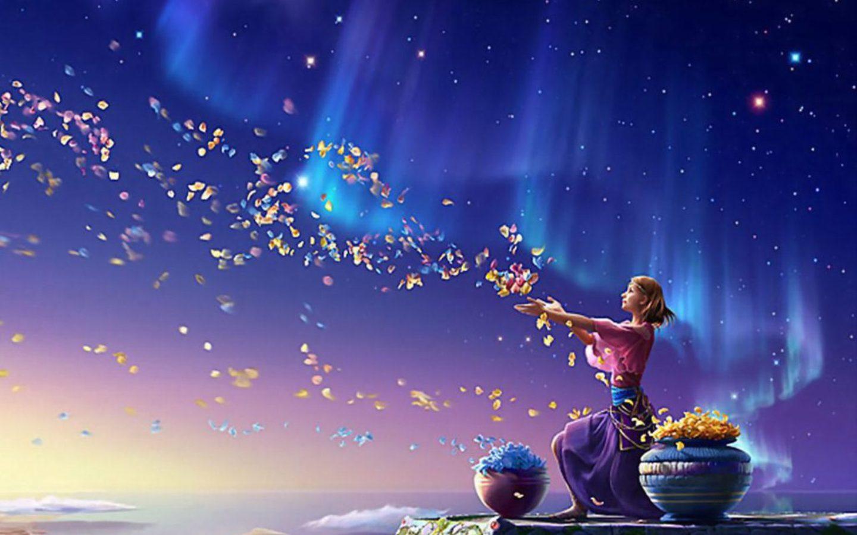 Beautiful Fantasy Girls HQ Wallpapers Download Size 1440x900 1440x900