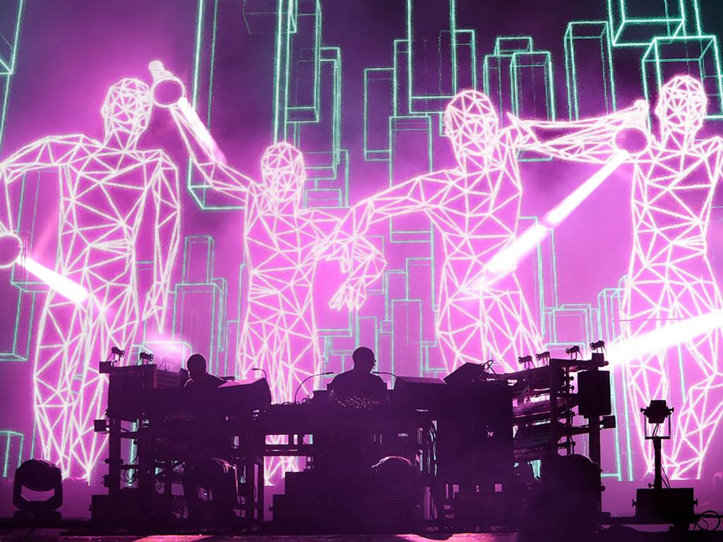 The Chemical Brothers unleash new music in bizarre MAH visual 1024x768