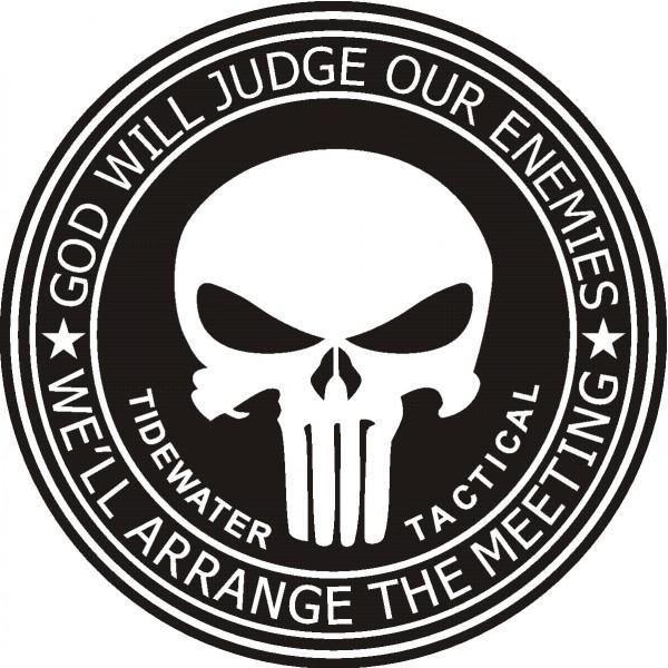 Car sticker design vector free - Chris Kyle Punisher Logo Wallpaper Wallpapersafari
