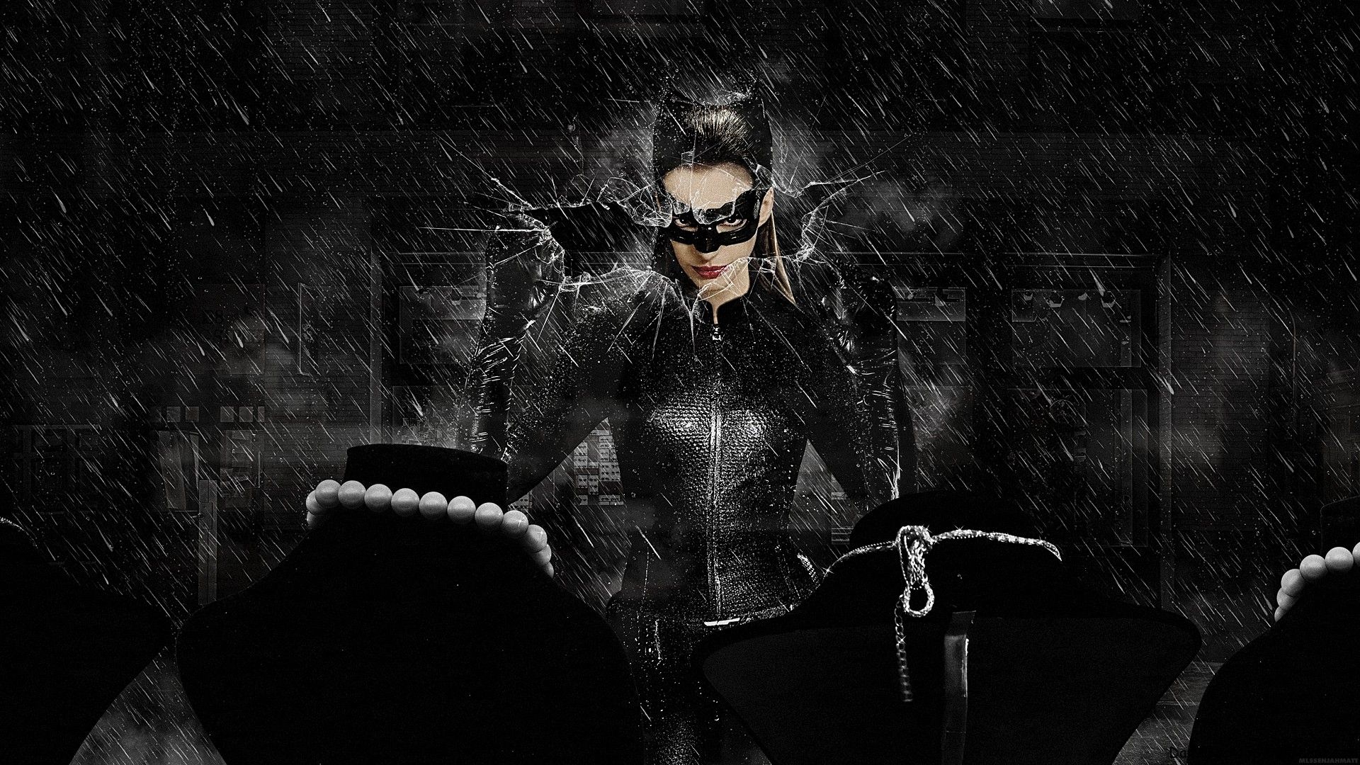 Download selina kyle catwoman HD wallpaper 1920x1080
