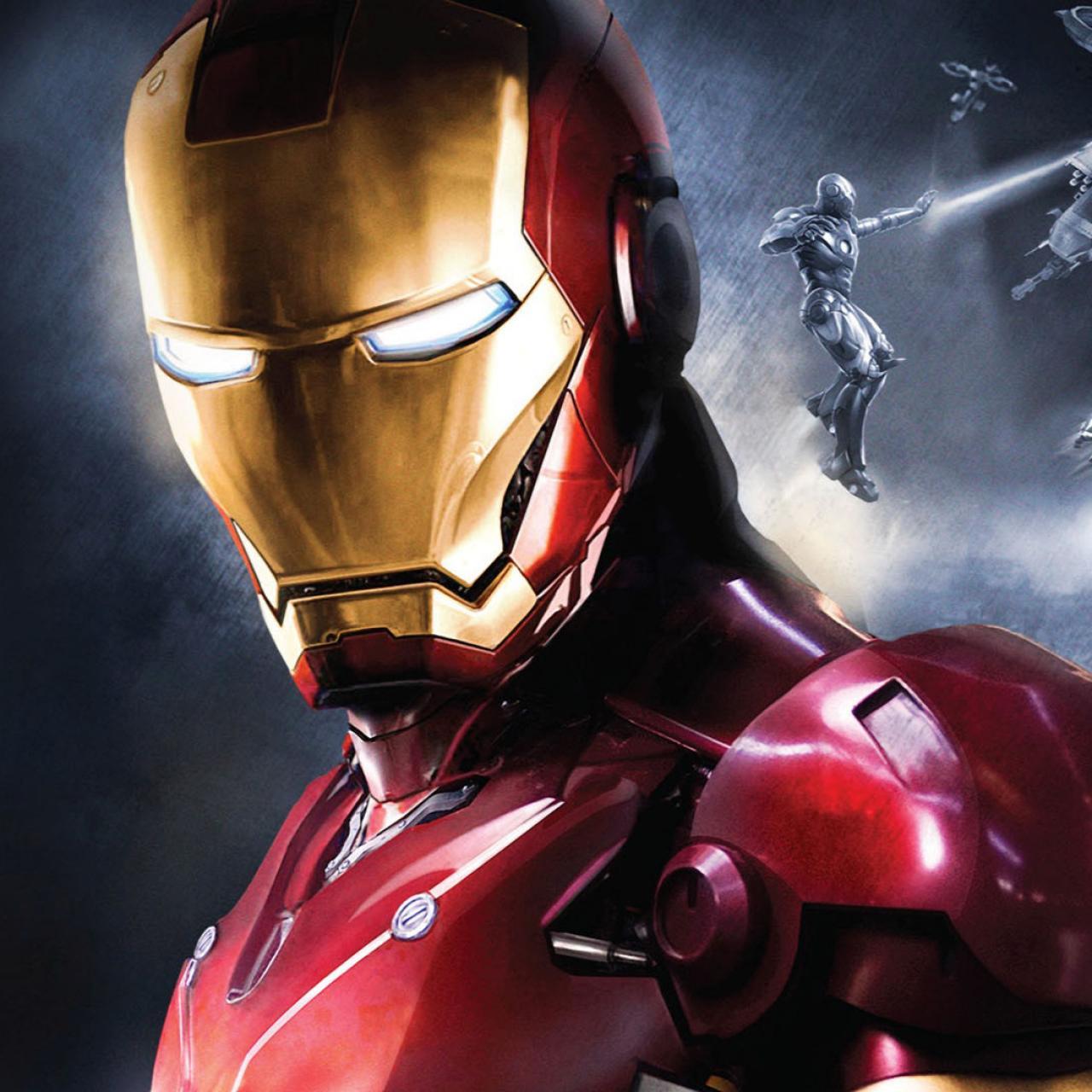 Iron Man Wallpaper For Android Wallpapersafari