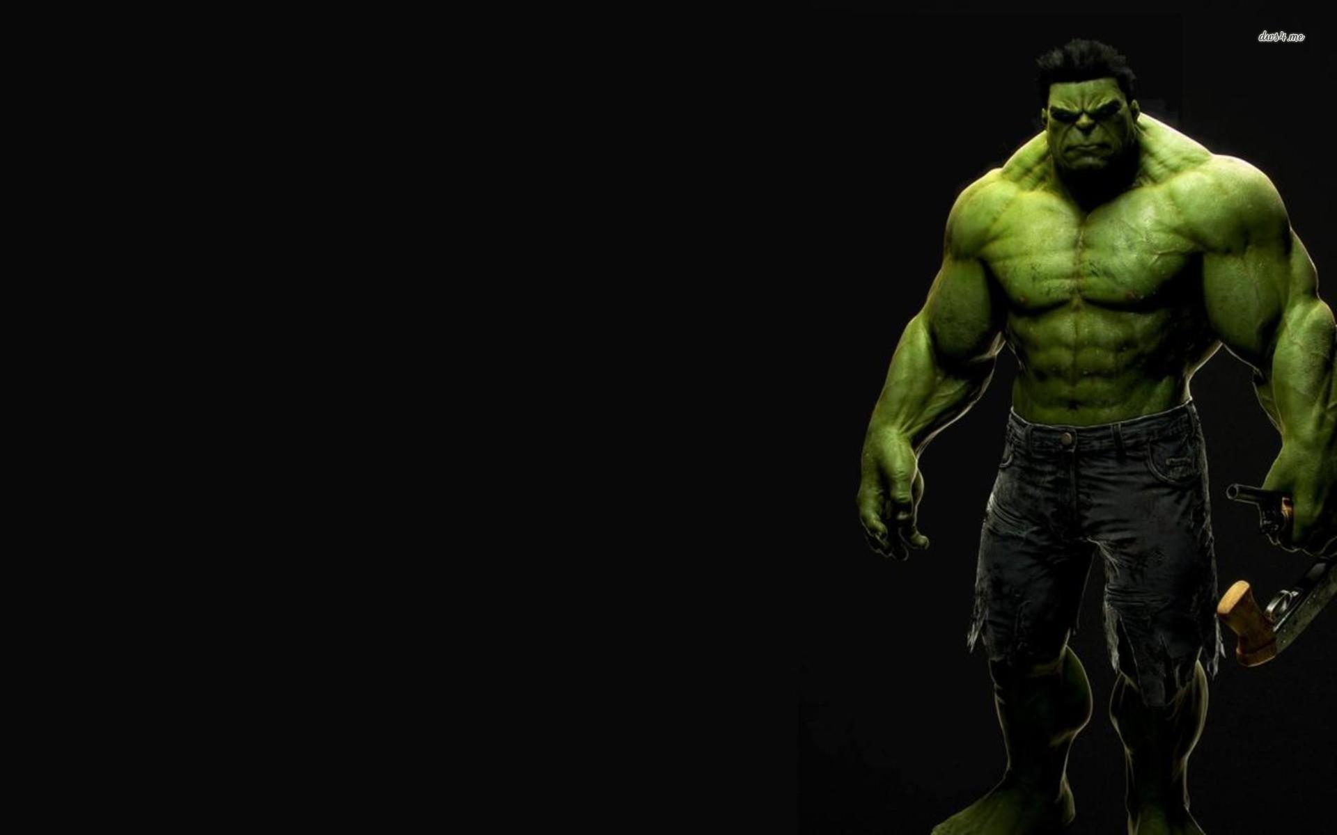 Hulk Wallpaper 1920x1200