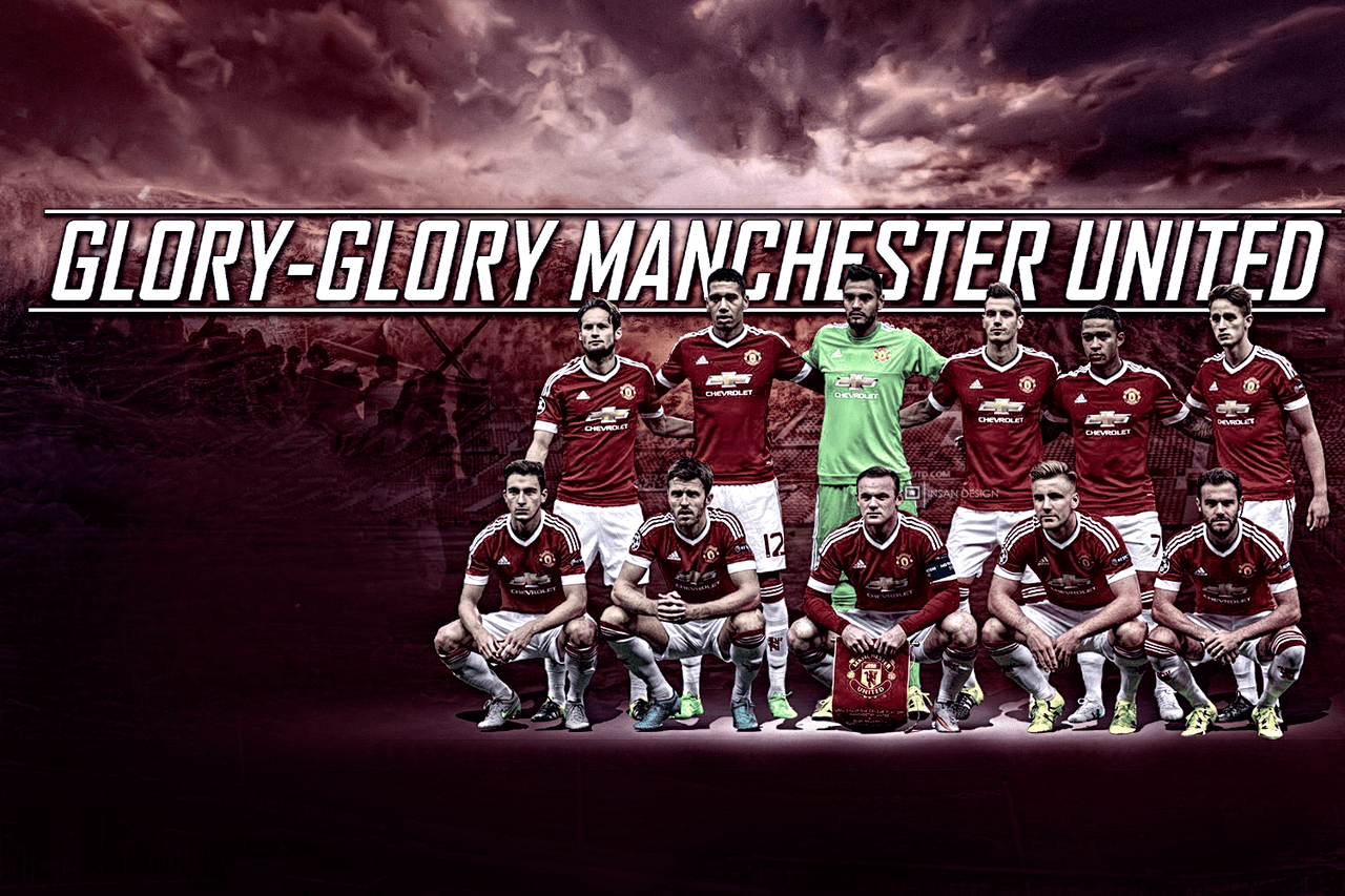 Wallpapers Logo Manchester United 2016 1280x853