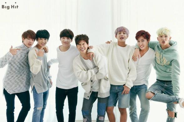 BTS announces date for comeback NowKPop 587x391