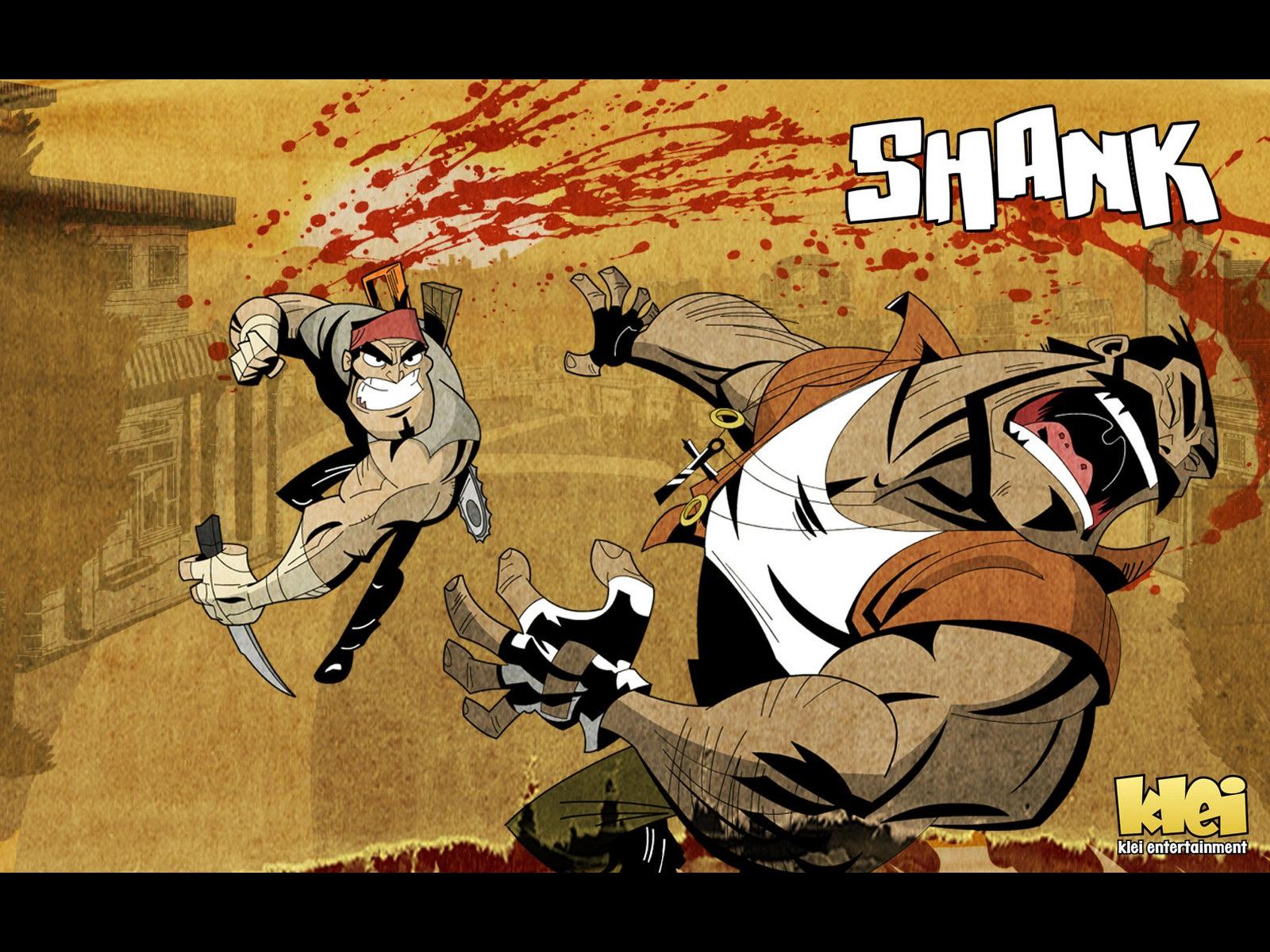 Shank Wallpaper 1600x1200