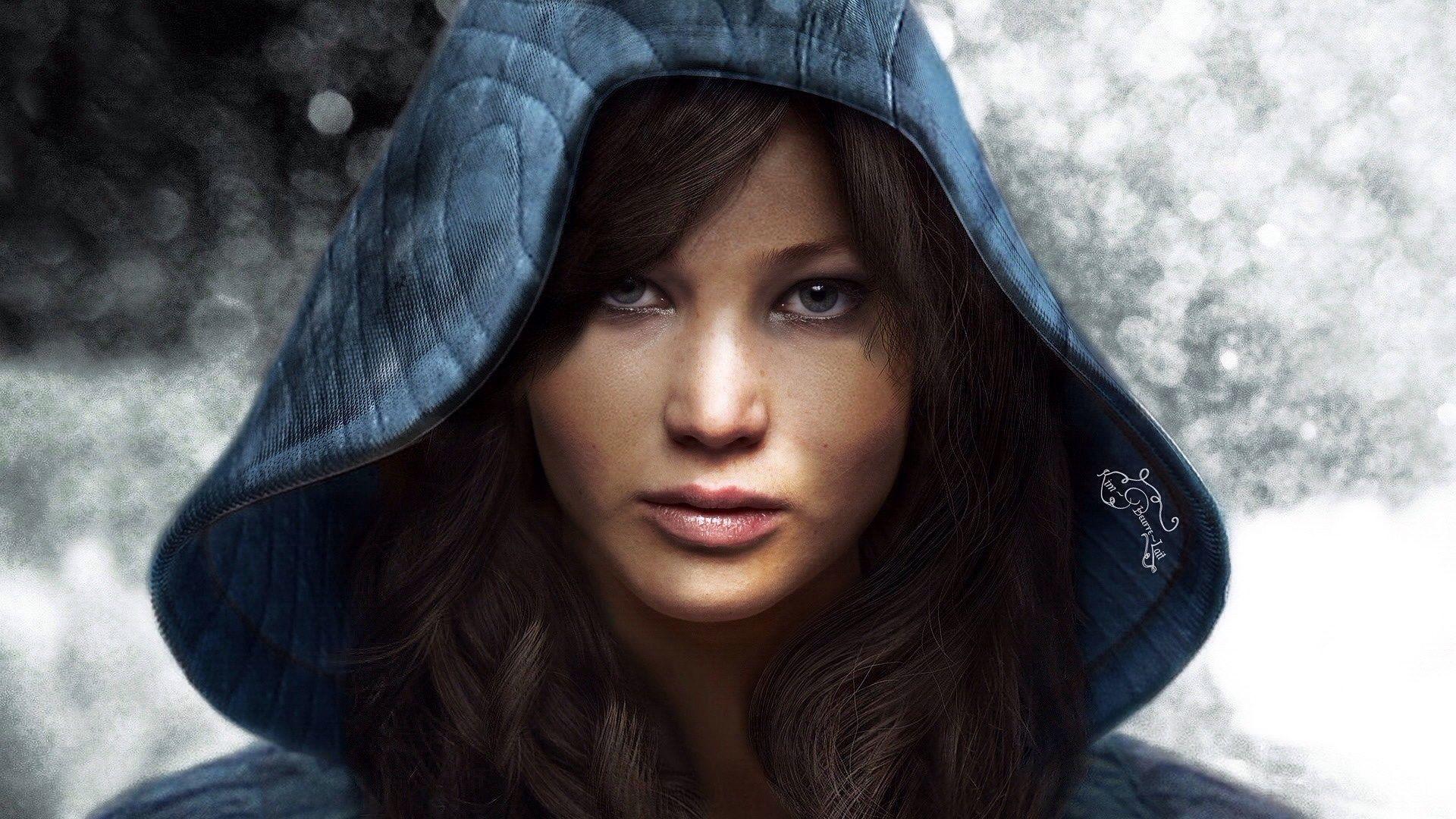Katniss Everdeen Katniss Everdeen in 2019 Hunger games Hunger 1920x1080
