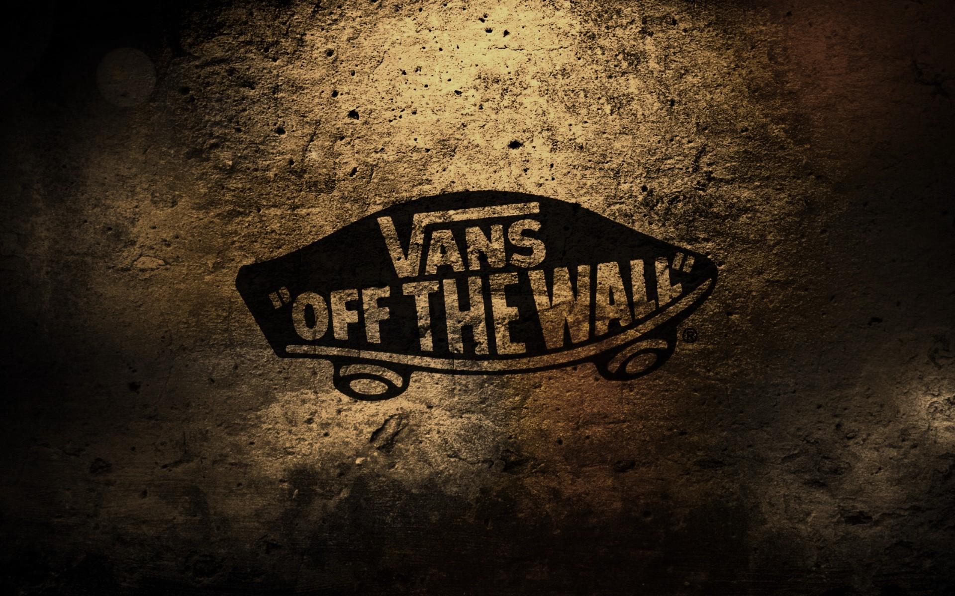Vans Logo Wallpapers HD 1920x1200