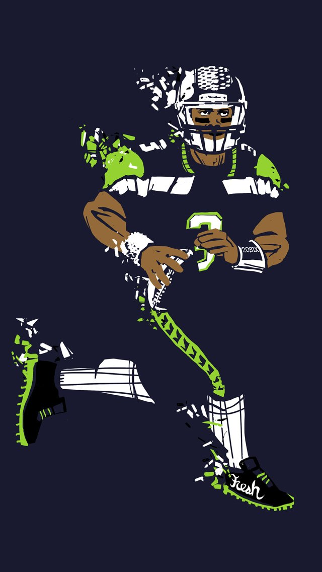 Seattle Seahawks 12th Man Retina Wallpapers Wallpapers Forum HD 640x1136