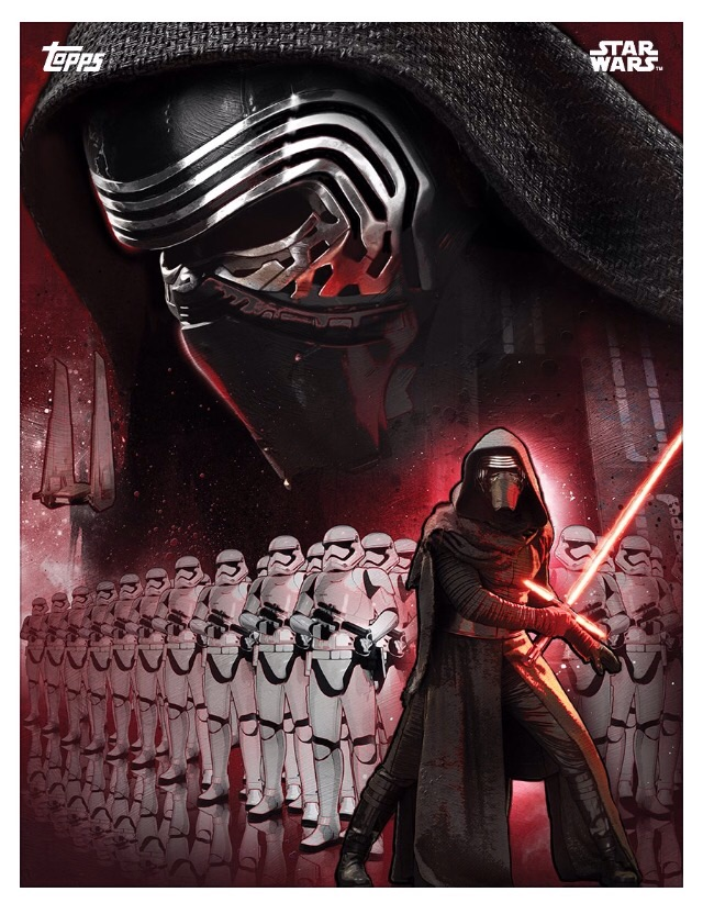 Kylo Ren had a lot of individual products based on him and had many 640x822
