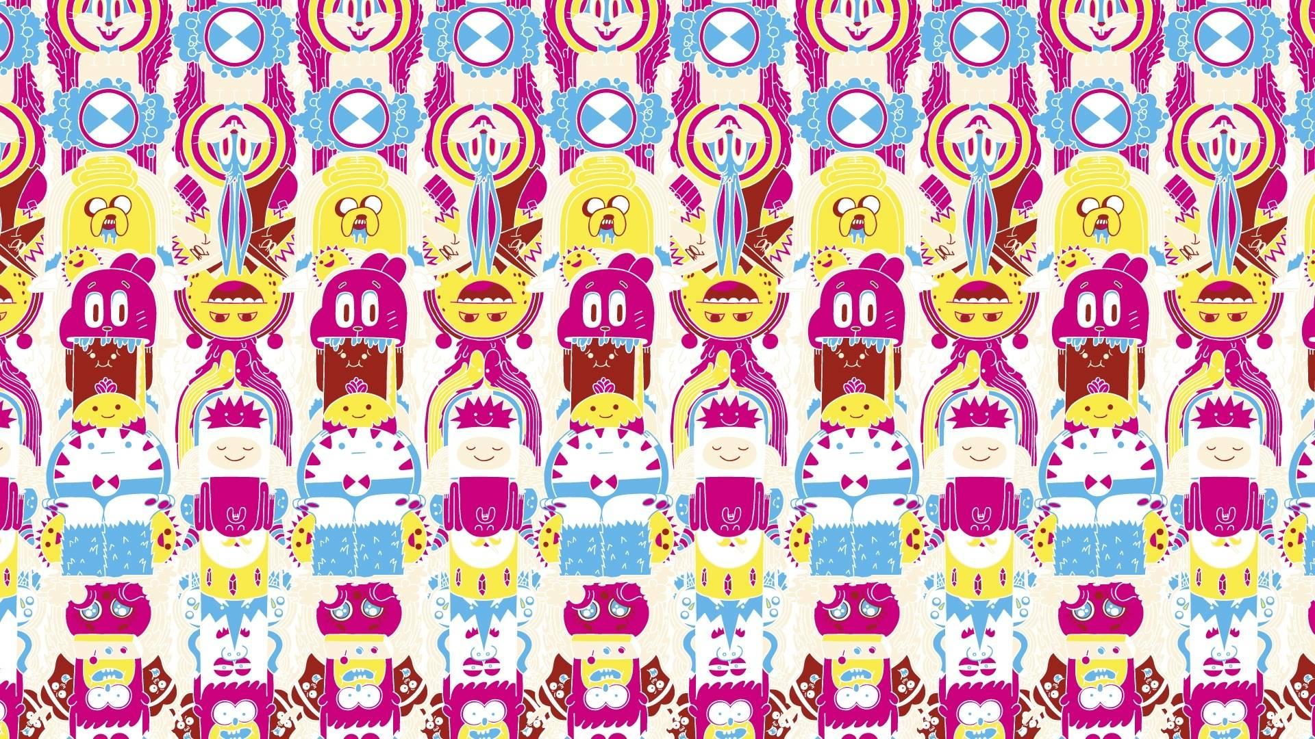 Cartoon Network Backgrounds