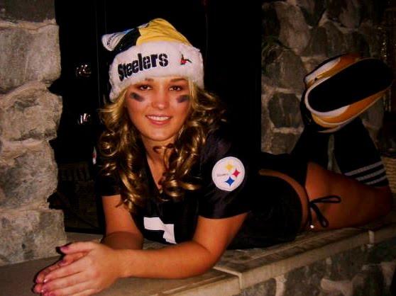 Girl Steelers Fan 558x418