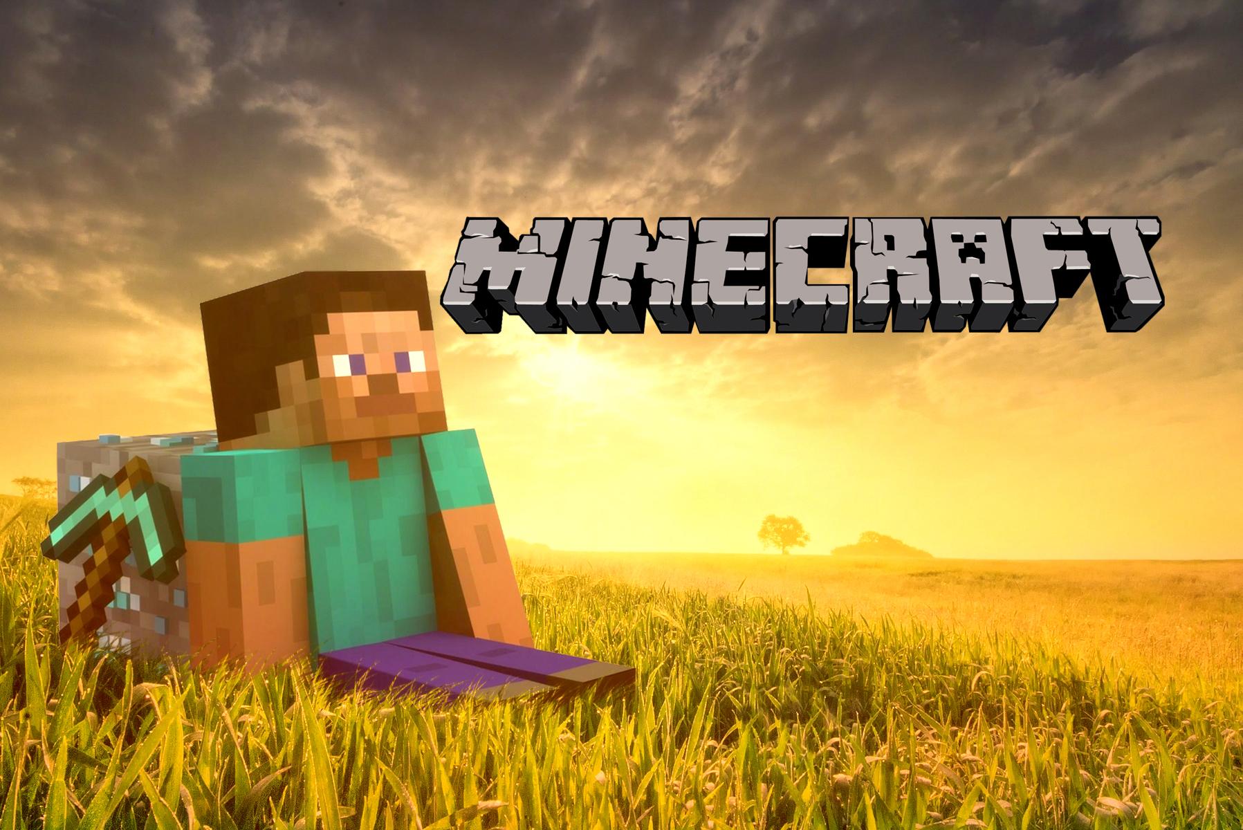 Minecraft Hintergrundbilder Hd Omong C
