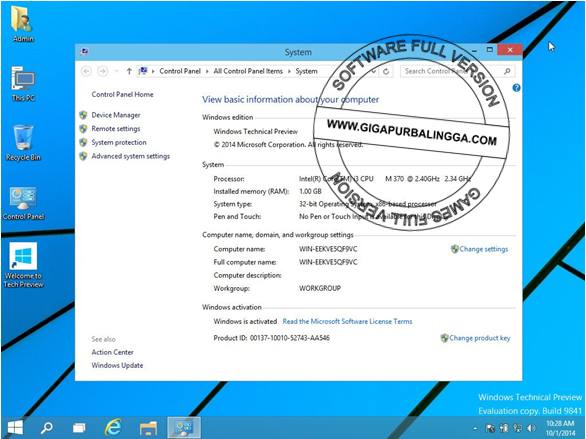 find serial number windows 10 remotely
