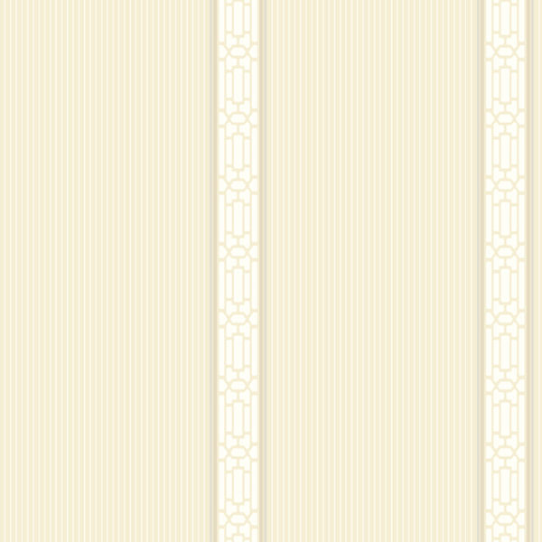 Ivory Oriental Banding Stripe Wallpaper   Wall Sticker Outlet 600x600