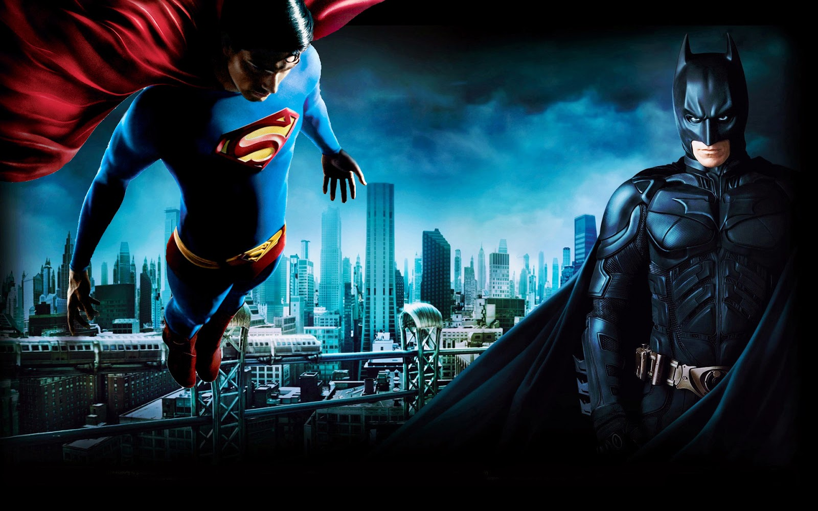 Batman Vs Superman HD Wallpapers Wallpaper Mansion 1600x1000
