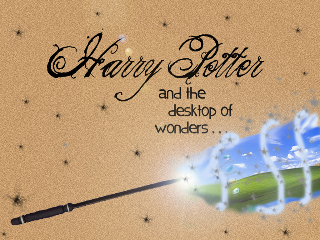 Harry Potter Computer Wallpaper Wallpapersafari