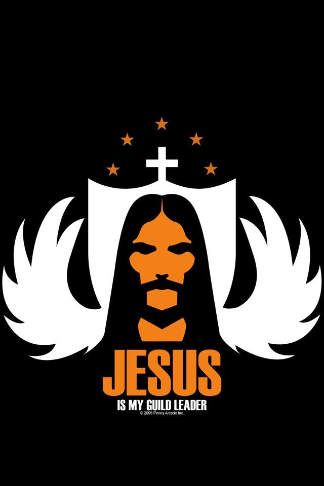 Jesus Wallpaper For Iphone Wallpapersafari