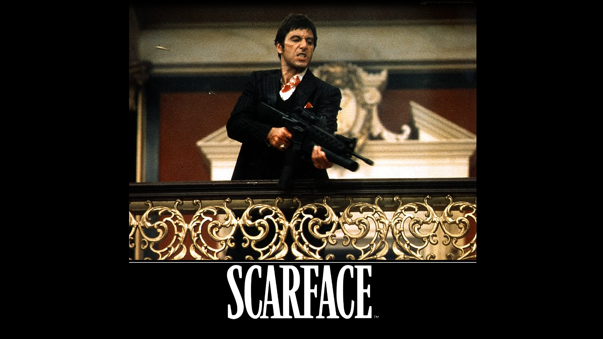 Scarface backgrounds wallpapersafari - Scarface background ...
