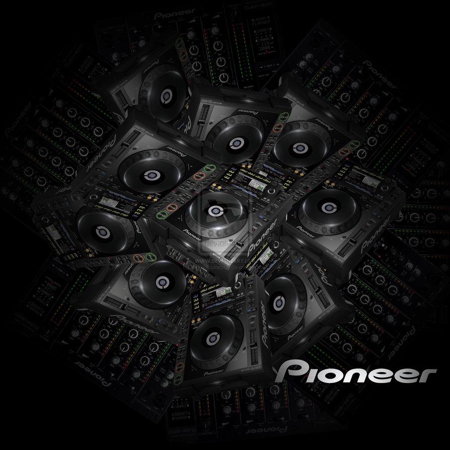 Pioneer dj wallpaper   Imagui 894x894