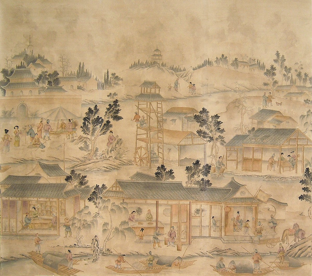 Ancient Chinese Wallpaper - WallpaperSafari