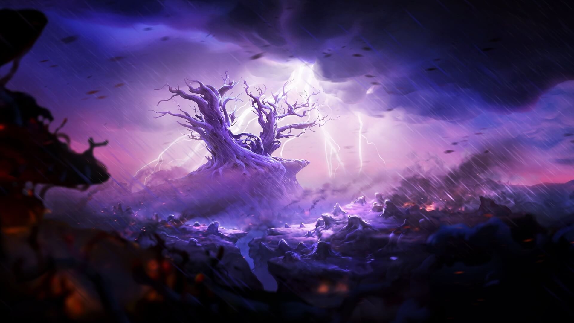Ori and the Will of the Wisps Game Wallpaper 62048 1920x1080px 1920x1080