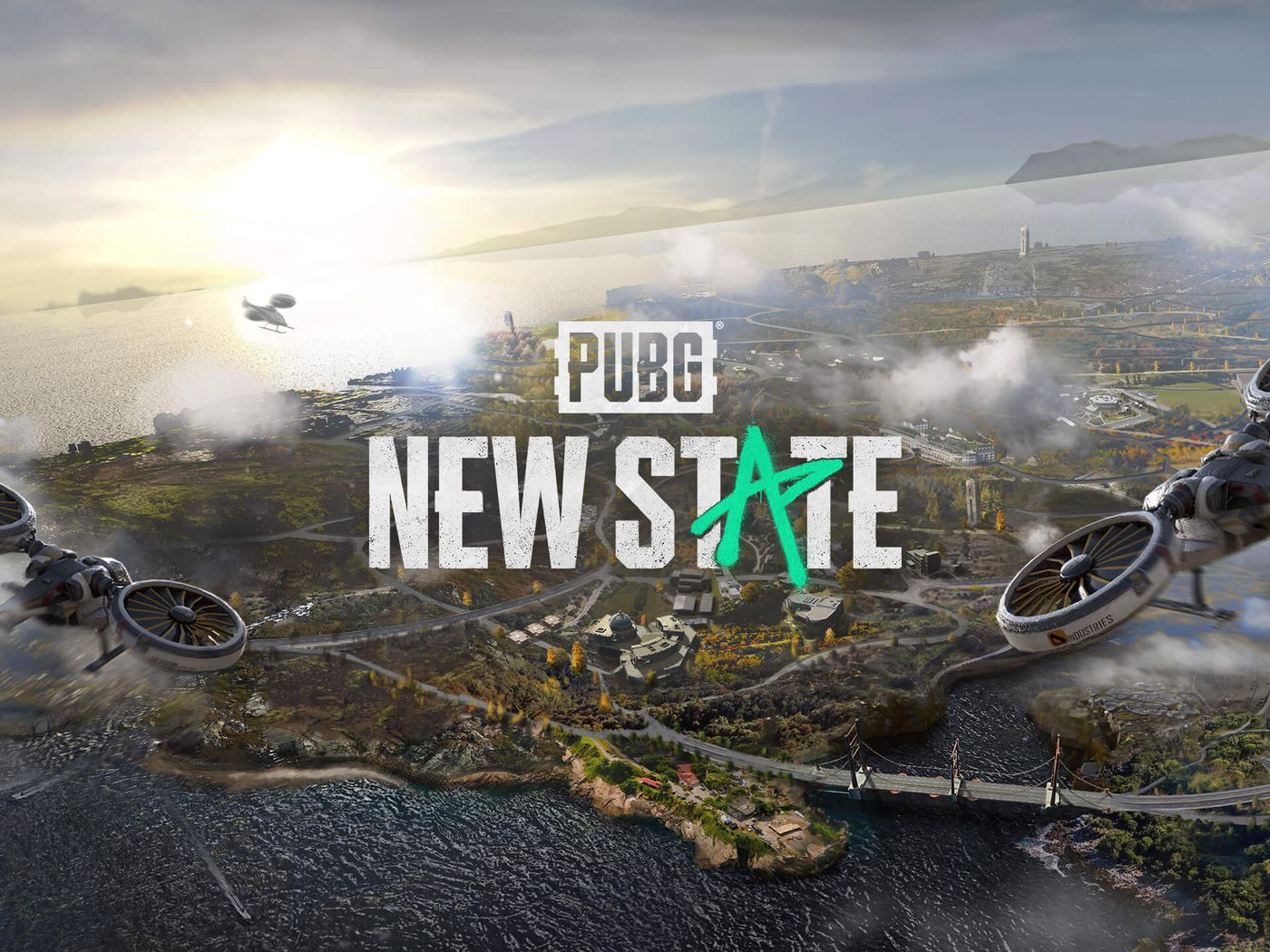 PUBG New State is a futuristic new battle royale game for Android 1400x1050