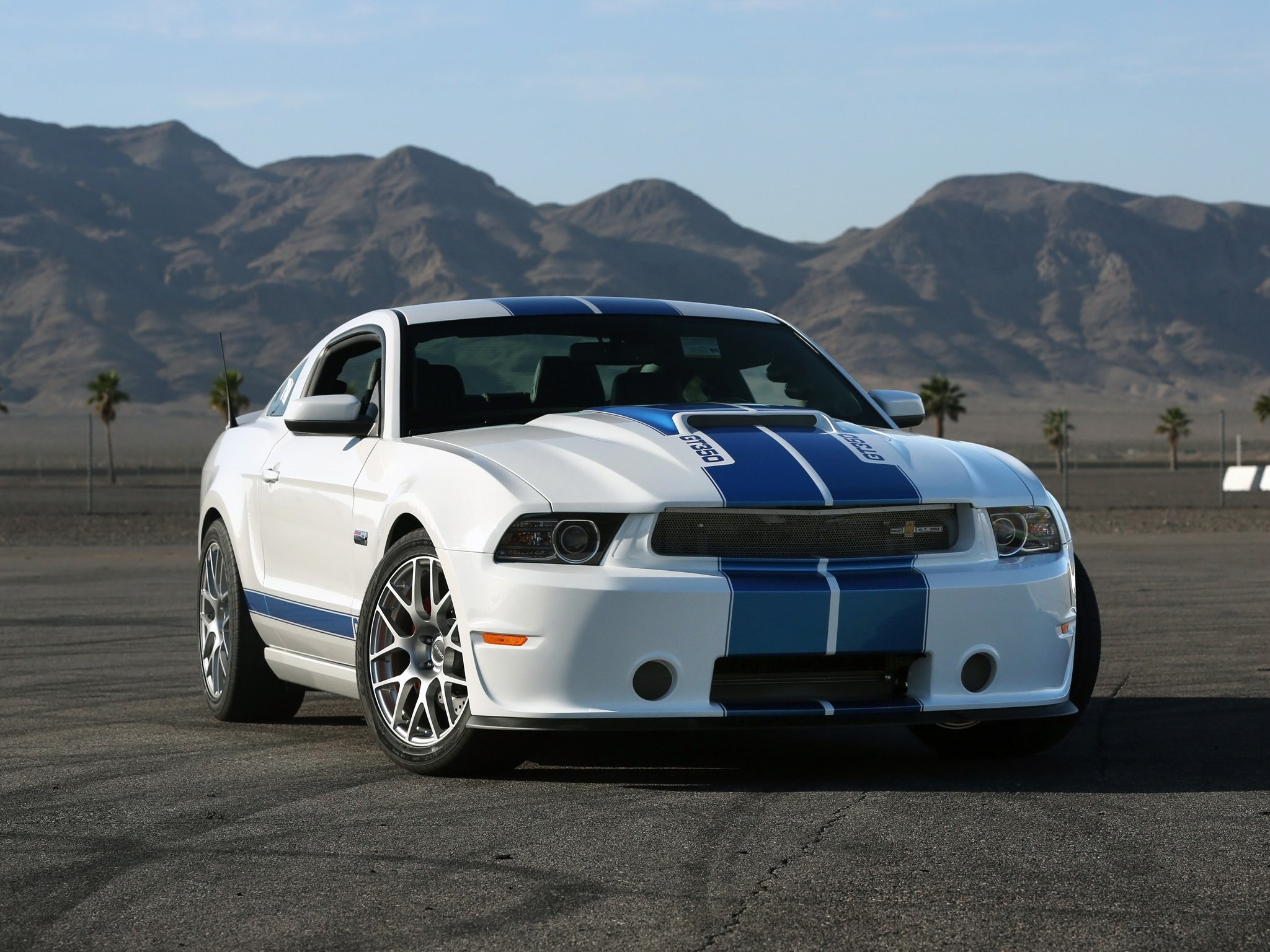 2010 Shelby GT350 ford mustang muscle v wallpaper background 2048x1536