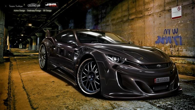 hot car 3d wallpaper - photo #9