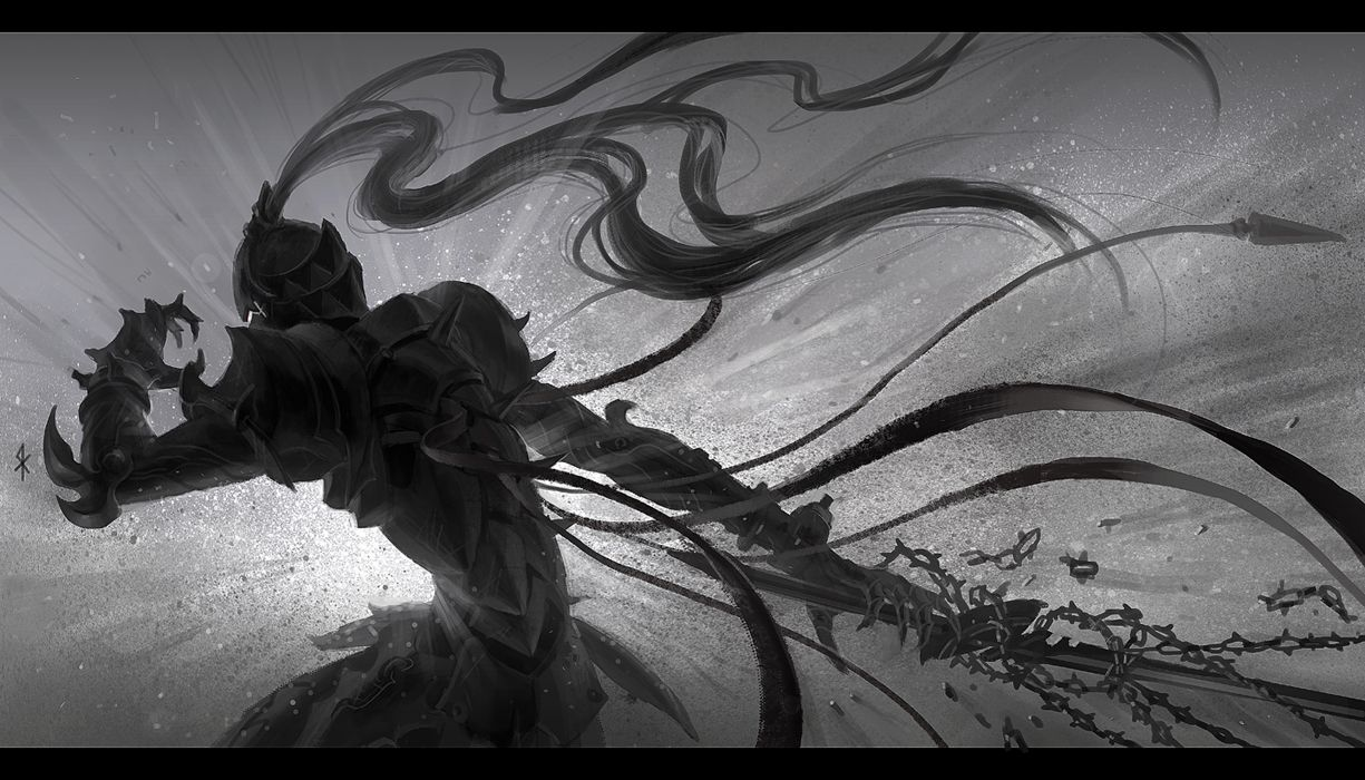 Fate Stay Night Fate Zero Sword Anime HD Wallpaper Desktop Background 1225x700