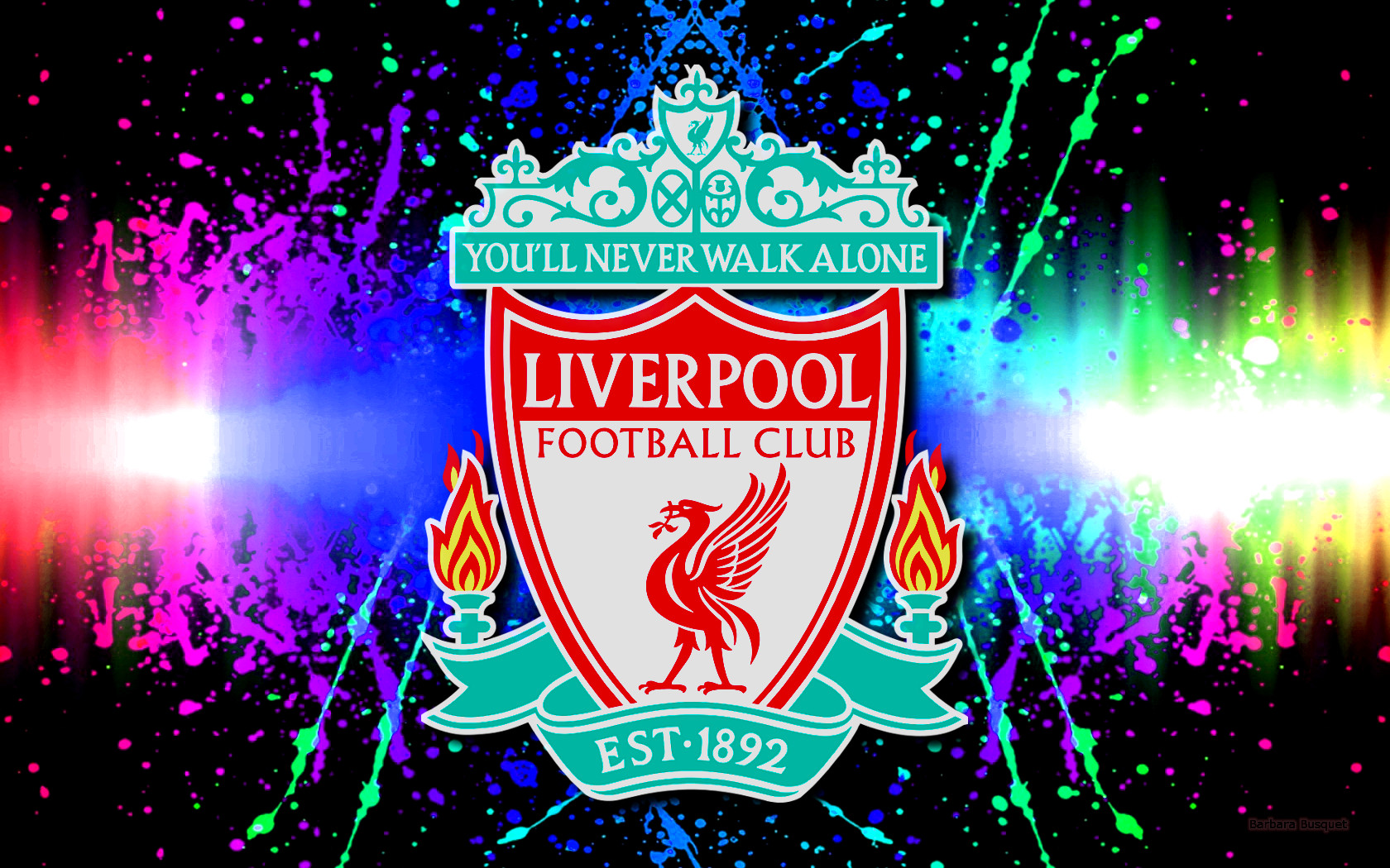 1680x1050px Liverpool FC Wallpapers