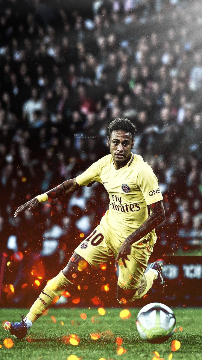 Neymar JR PSG Wallpapers 675x1200