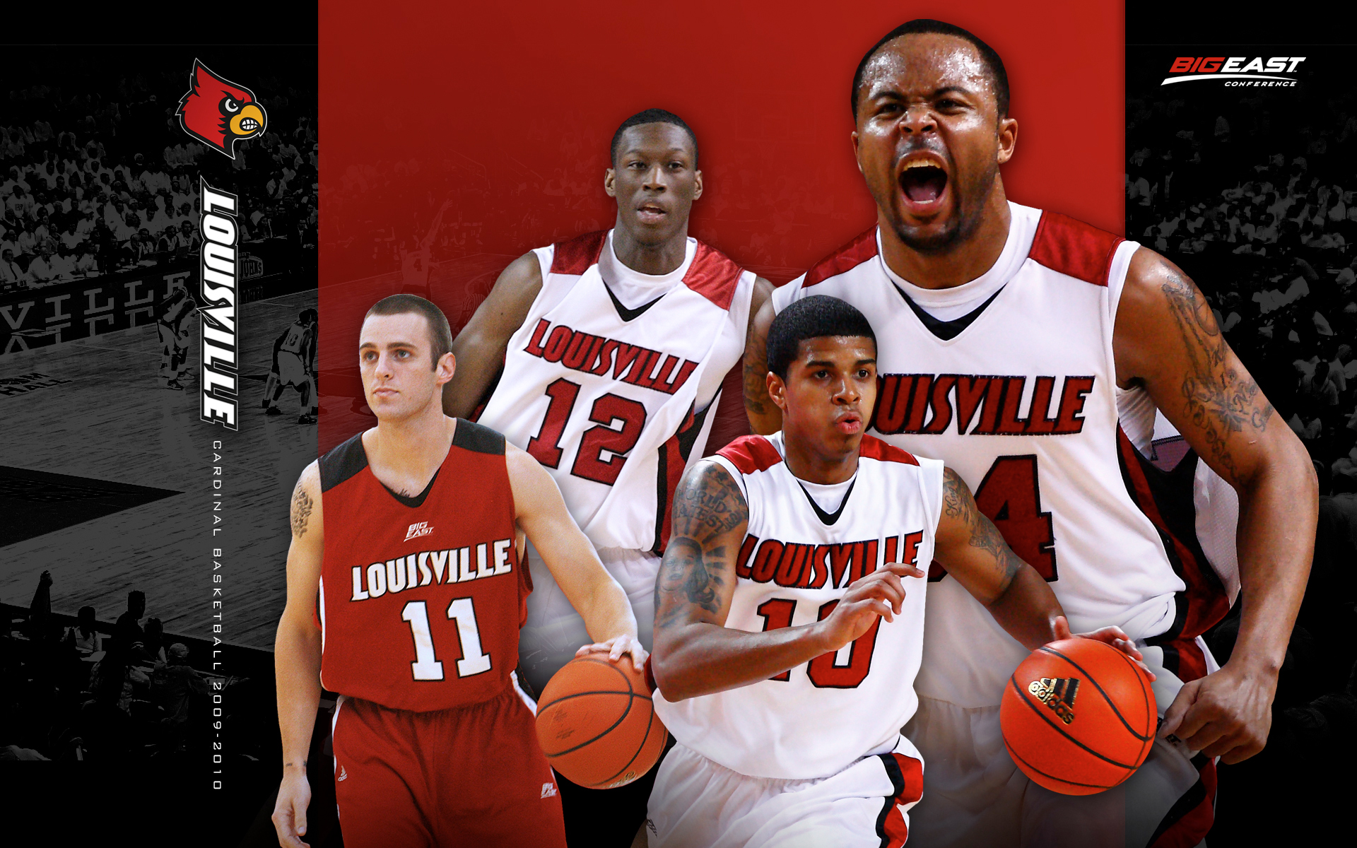 College Basketball Wallpaper: U Of L Basketball Wallpaper