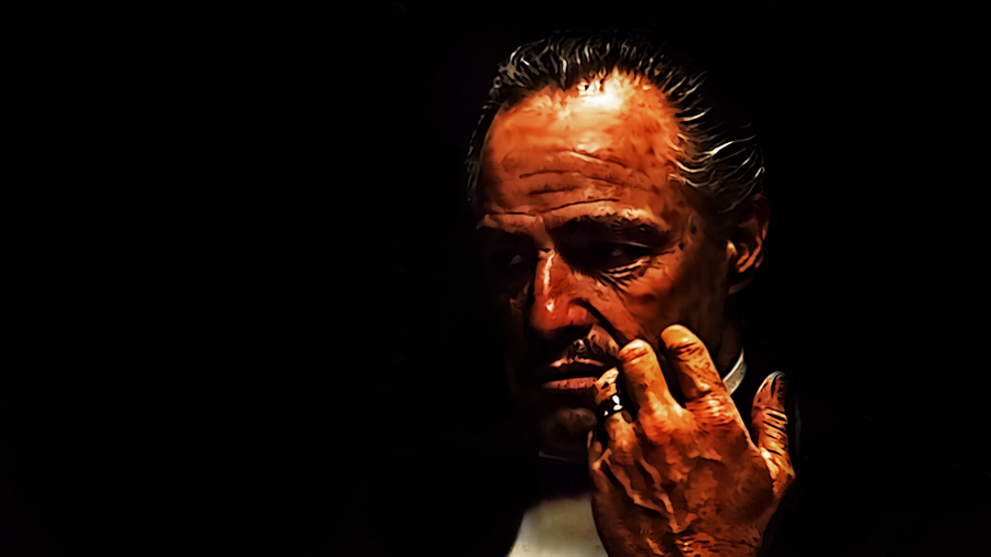 Pin Viewing The Godfather Hd Wallpaper Color Palette Tags 900x506