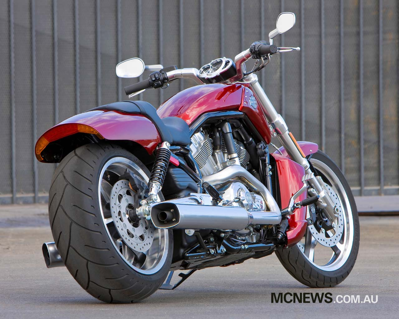 Harley Davidson V Rod Muscle Wallpapers 1280x1024