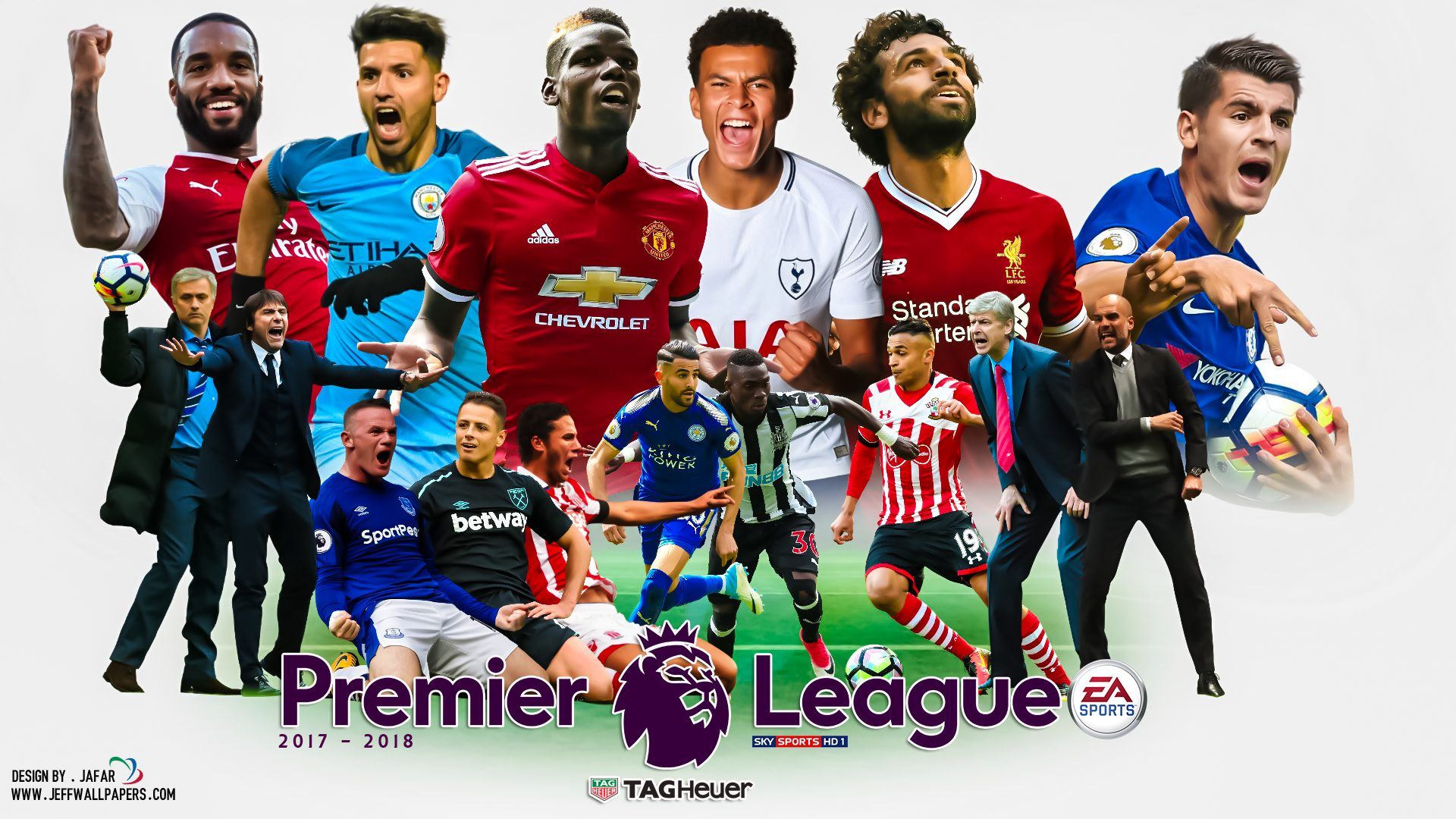 ENGLISH PREMIER LEAGUE 20172018 30th WEEK REVIEW   MyFootballStaff 1920x1080