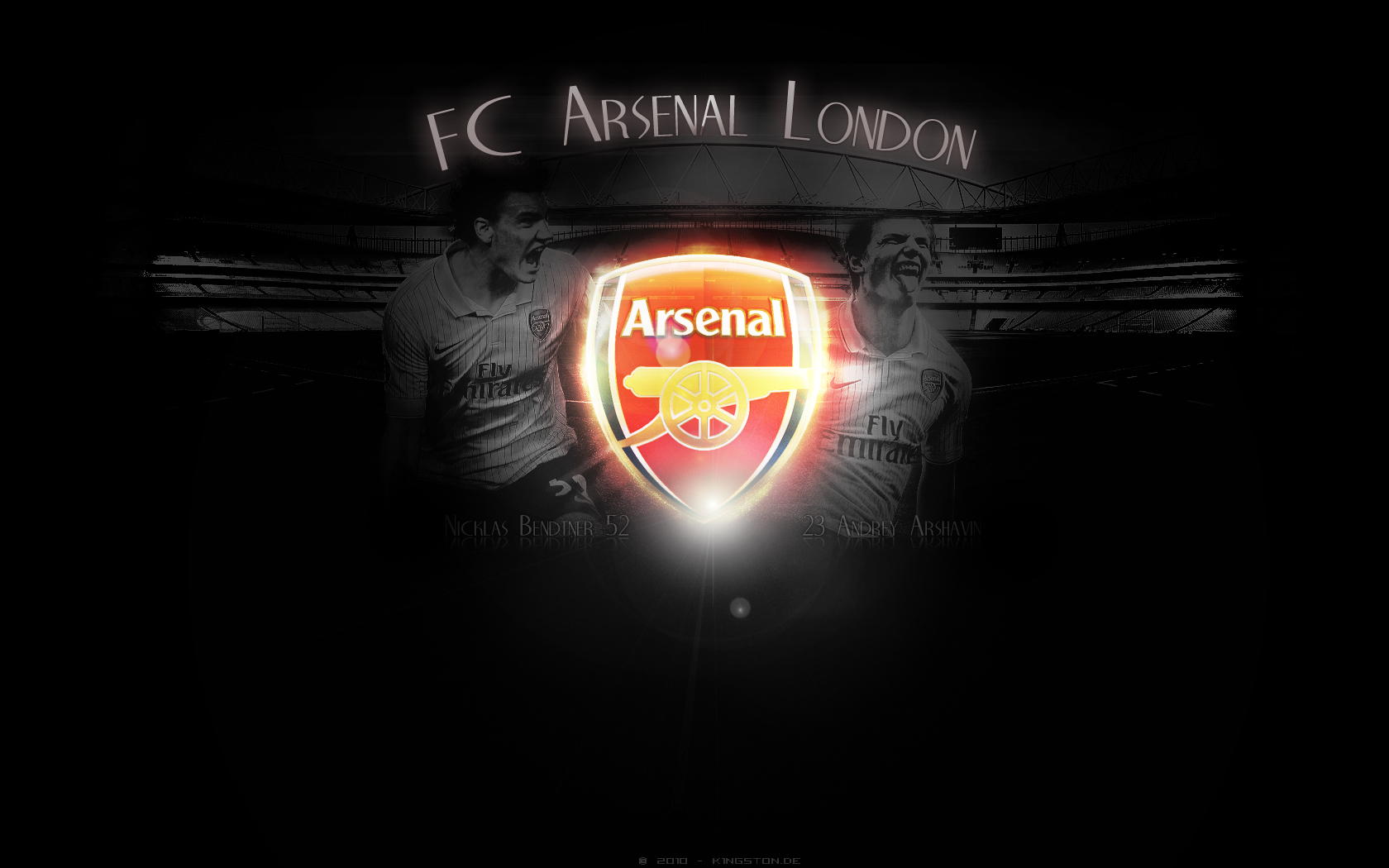 16801050 Arsenal FC Wallpapers 1680x1050