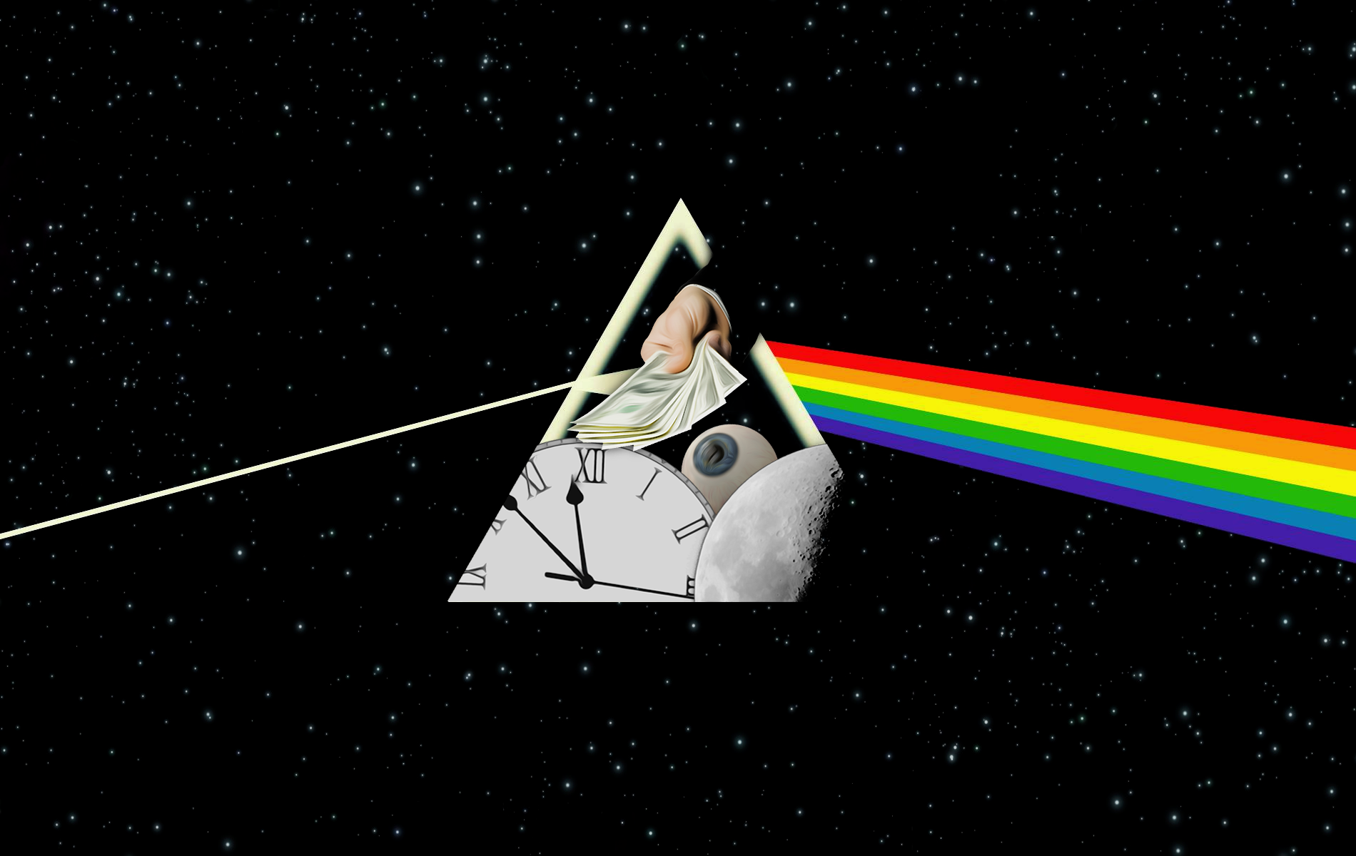 Download Dark Side Of The Moon Wallpaper Gallery 1900x1200