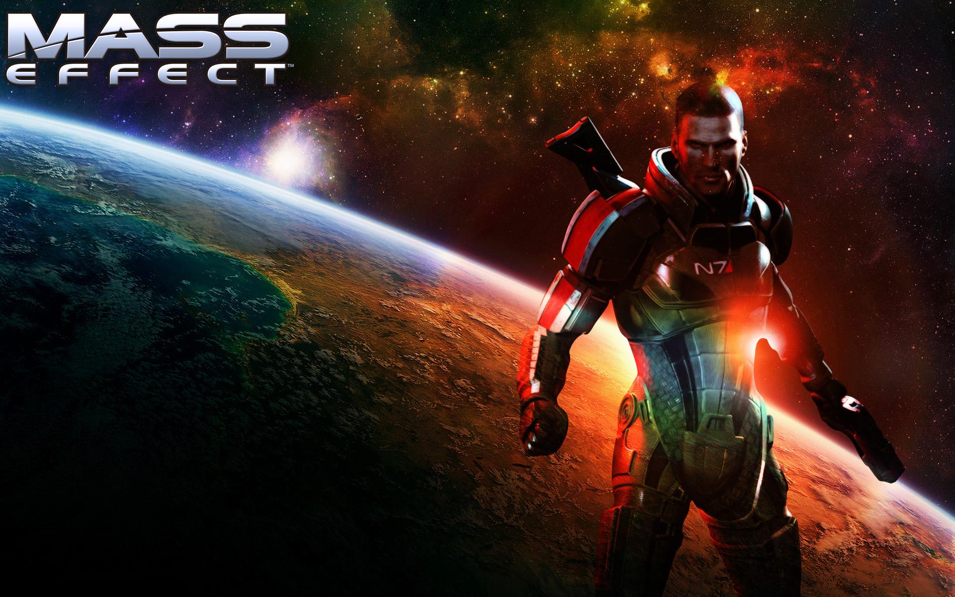 Mass Effect 2 wallpaper 910038 1920x1200