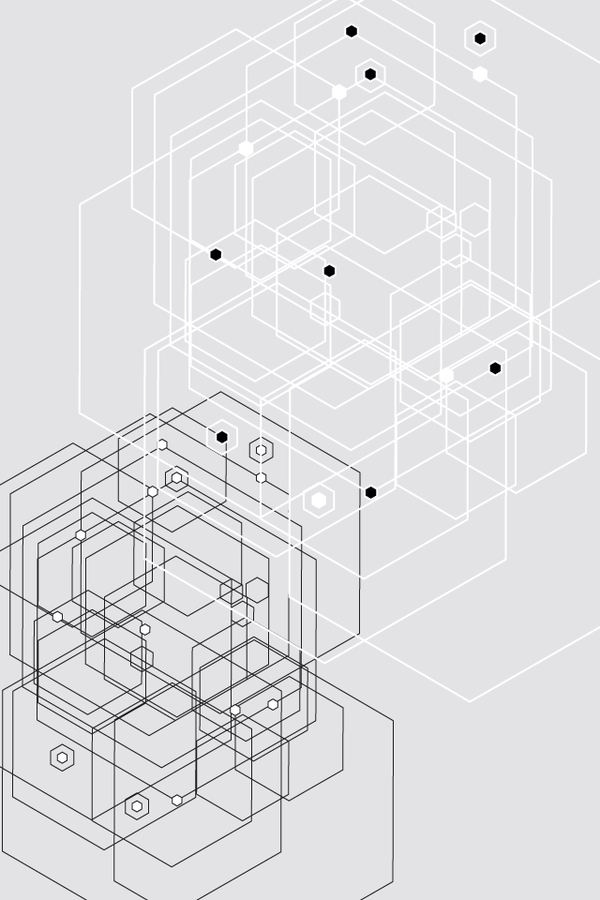 complex geometry that reveals something hidden With images 600x900