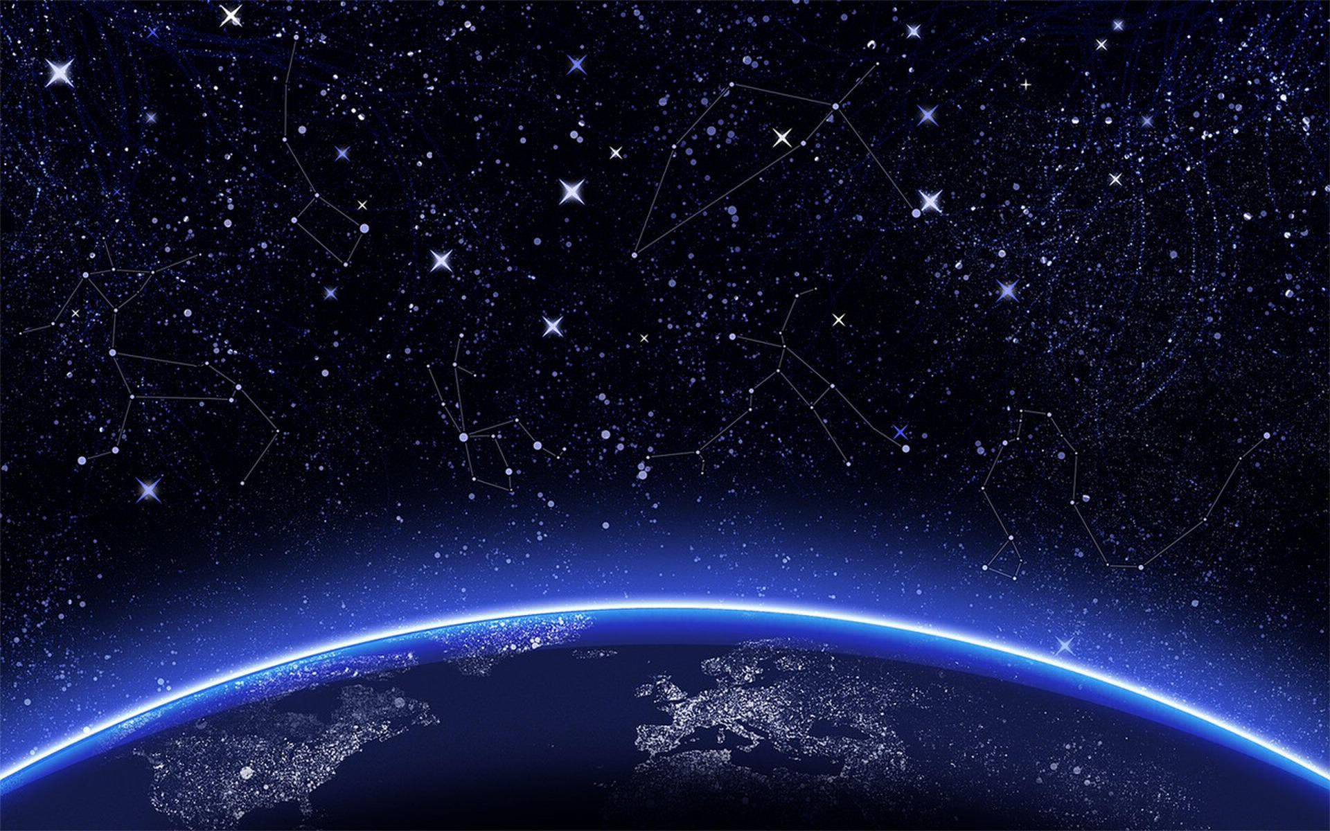 Comments to 33 HD Universe Backgrounds For Desktops Laptops 1920x1200