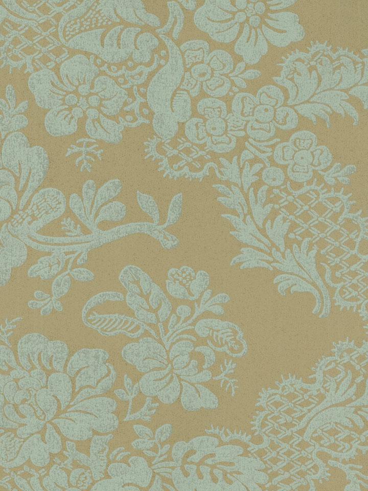 teal and gold wallpaper wallpapersafari