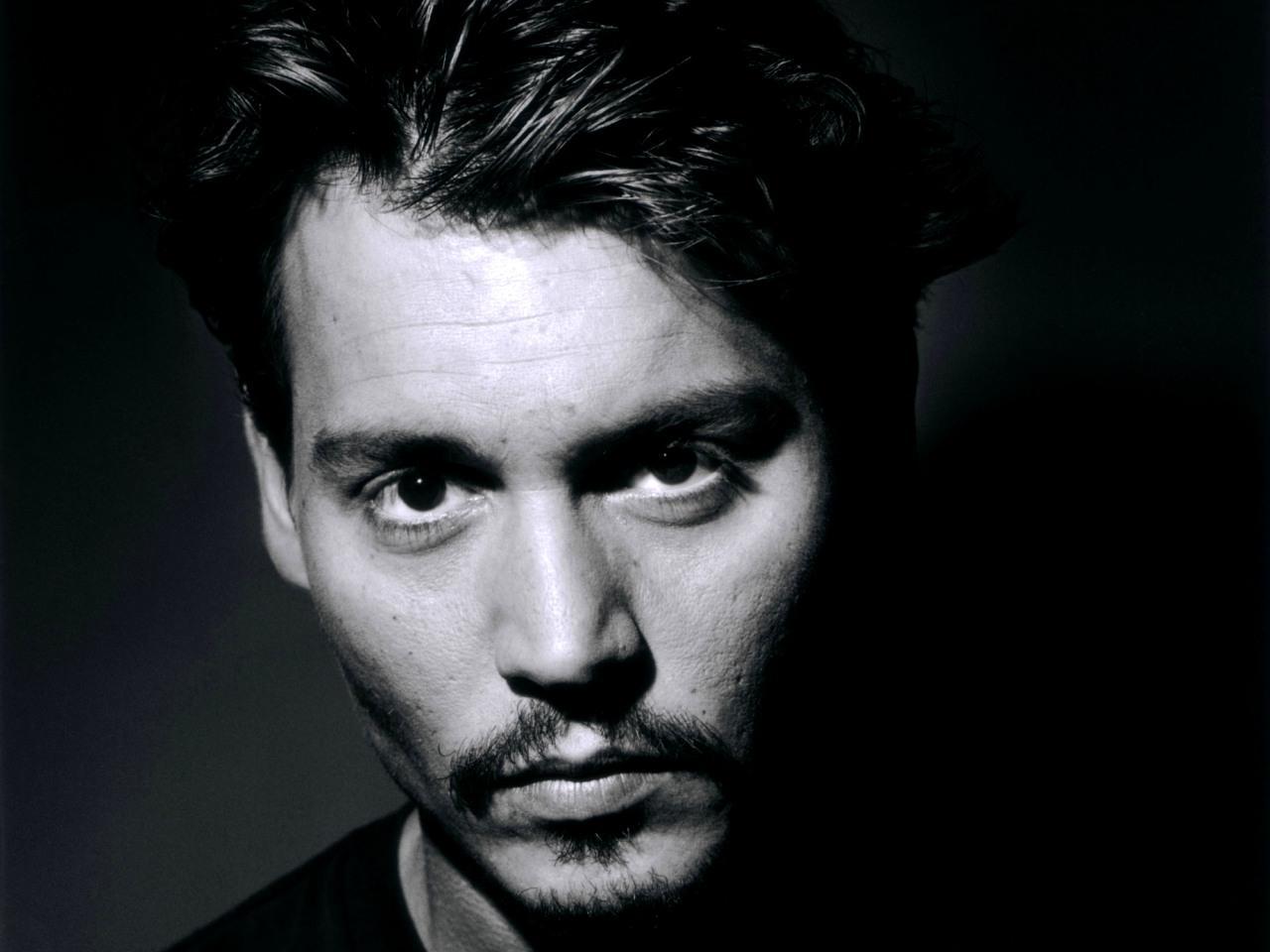 [48+] Young Johnny Depp Wallpaper On WallpaperSafari