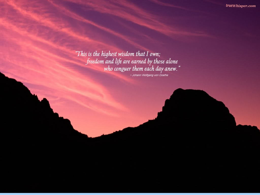Desktop Wallpaper Motivational Sayings - WallpaperSafari