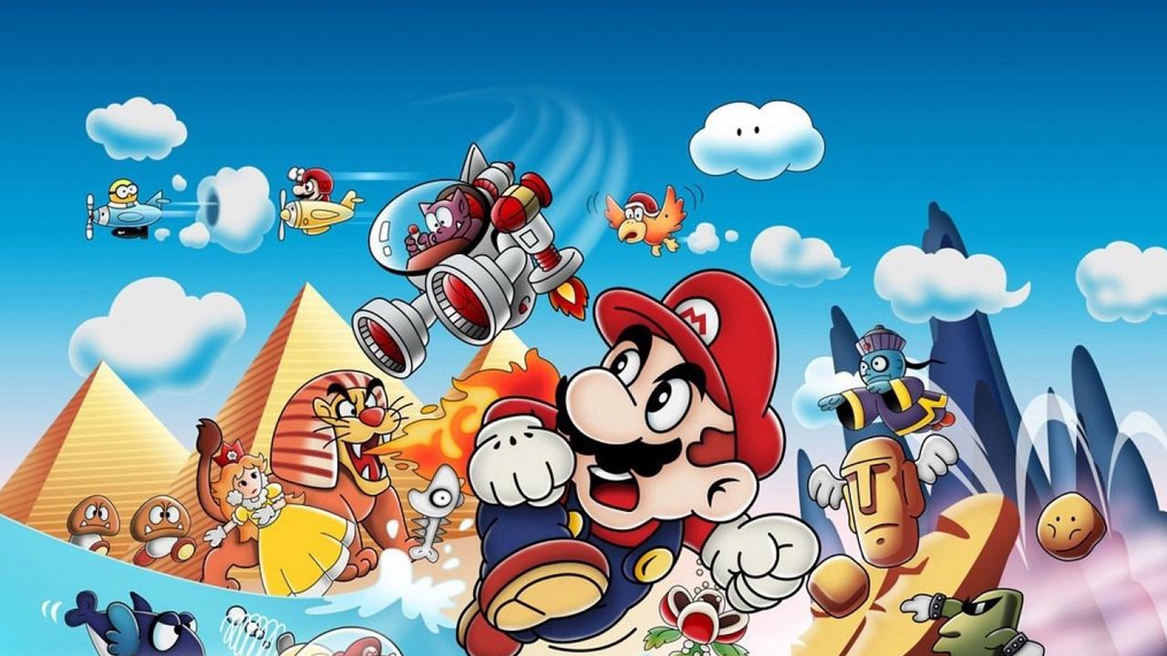 Retro Video Game Wallpaper HD Desktop Wallpapers 1280x720